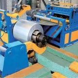 Automatischer Ring, der geschnitten wird, zur Längen-Zeile/Zeile Maschine aufgeschlitzt ist