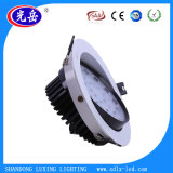 Epistar Chip 3W / 5W / 7W9w / 12W / 15W / 18W LED Luz de techo Dwonlight / LED