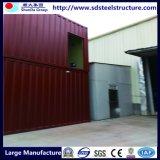Chambre préfabriquée de conteneur de Chambre modulaire avec le bon matériau de construction