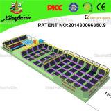 Foam Pit (14-5015C)를 가진 Xfx Indoor Trampoline