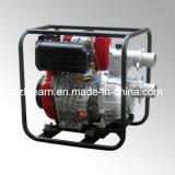 3 polegadas - bomba de água Diesel elevada da cor vermelha do começo do Recoil da pressão (DP30H)