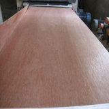 madera contrachapada comercial de madera roja de 1220*2440*15m m