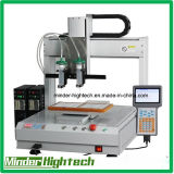 Machine de distribution CNC avec corps et interface anglaise
