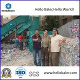 máquina de embalaje del papel usado 5t/H de Hellobaler Company