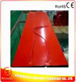 Calefator da borracha de silicone do calefator 1910*300*1.5mm da tubulação