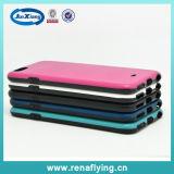 Коробка агрегатов мобильного телефона PU Leather на iPhone 6