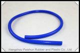 Mangueira de borracha trançada do silicone flexível da qualidade superior