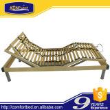 Neues Produkt-justierbares Bett mit elektrischer Bett-Fußleiste