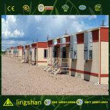 Camera vivente del contenitore del pacchetto piano della costruzione prefabbricata