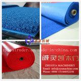 Cadena de producción de la estera del suelo del PVC/máquina de la fabricación