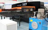 Máquina hidráulica da imprensa de perfuração da torreta do CNC do furo de perfurador de Amada AMD-357