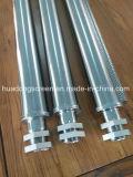 Ss316L 25micron Slot Tube / Od37mm Fil de l'eau à cale avec fil de purge