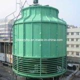 Torre di raffreddamento rotonda di controcorrente di FRP