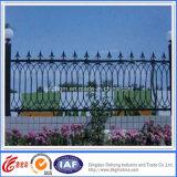 Frontière de sécurité ornementale de fer travaillé de qualité moderne