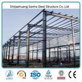 Almacén grande Pre-Dirigido de la estructura de acero de la vertiente del edificio prefabricado industrial del diseño