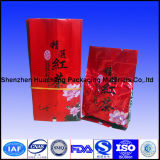 Le papier d'aluminium de thé met en sac les sacs de empaquetage de thé