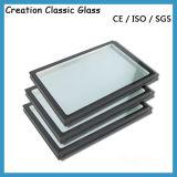 Temperd низкое - изолированное e стекло окна для стекла двойной застеклять