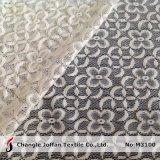 Tela do laço do algodão pela jarda (M3100)