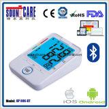 다채로운 역광선 (BP80k BT)를 가진 무선 혈압 모니터