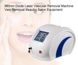 Dioden-Laser-Gefäßabbau-Maschinen-Haut-Sorgfalt-Maschine des Verteiler-Preis-980nm