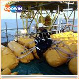 saco enchido água do peso do teste da carga da prova do barco salva-vidas 400kg
