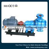 Pompe centrifuge lourde de boue de la Chine avec le moteur électrique
