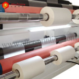 Película del tacto suave en el material de BOPP para el papel
