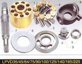 Pièces de rechange hydrauliques de pompe à piston de Lpvd35/45/64/90/100 Mfv075/100 et pièces de réparation pour Liebherr