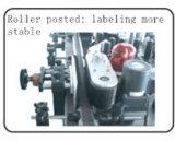 Машина для прикрепления этикеток ярлыка стикера автоматической собственной личности круглой бутылки микстуры слипчивая