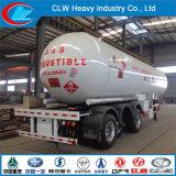 Reboque liquefeito 60cbm do tanque do LPG do gás do propano da alta qualidade Semi