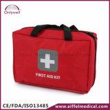 Rettungs-kampierende medizinische Notim freien Erste-Hilfe-Ausrüstung