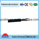 Câble jumelé et terre pour l'Afrique, câble terre terre, câble jumelé et terre Câbles 2.5mm / 1.5mm ou solides, câble plat jumelé, mise à la terre
