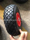 3.00-4 다이아몬드 패턴을%s 가진 압축 공기를 넣은 외바퀴 손수레 타이어