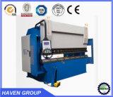 Freio hidráulico da imprensa hidráulica do CNC de WE67K, máquina de dobra hidráulica, dobrador do CNC