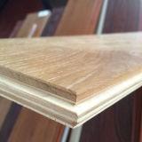 Plancher en bois huilé normal de parquet conçu par chêne