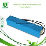 paquete de la batería de ion de litio de 48V 8ah para la motocicleta