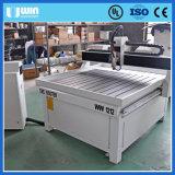 Contraplacado de PCB de baixo custo Fresador de perfuração de metal CNC