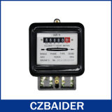 単一フェーズ静的なエネルギーメートル(電気メートル) (DD282)