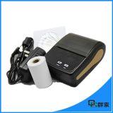 Беспроволочное портативное миниое Bluetooth принтер 58 mm термально