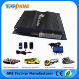 Perseguidor GPS del coche del GPS que sigue la pista auto, supervisión de la cámara