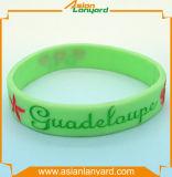 Bracelet en caoutchouc de silicones de moulage d'élastomère