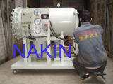 Macchina di filtrazione del petrolio di Tj-20 Coalescence&Separating