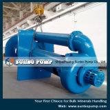 Pompe centrifuge verticale de cambouis/pompe submersible de boue