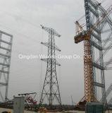 Башня утюга большой пяди передачи силы Ehv Uhv низкого напряжения тока совмещенная