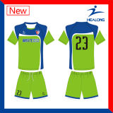 Healongの熱い販売の衣類の昇華クラブフットボールジャージー