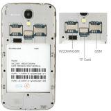 Teléfono elegante (I9502 MTK6572 se doblan la base con 3G y el GPS)