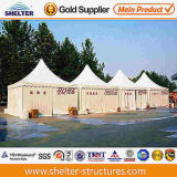 6*6m Gazebo Tent Outdoor Tent Aluminum Alloy Sales (P6)