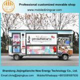 Camion électrique pour la vente de produits de base vers le monde entier