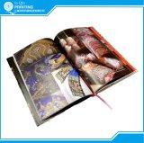 Impressão Sewing do livro encadernado da caixa do Hardcover