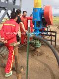 Dispositivo de conducción de tierra progresivo de la bomba de tornillo del rotor y del estator de la bomba de la cavidad